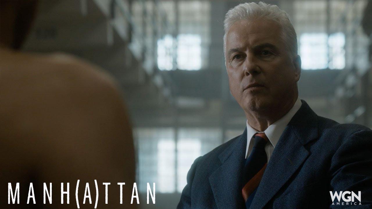 Download Manhattan Season Two Trailer