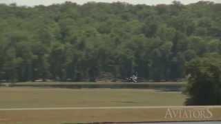 Aviators QUICK CLIP: Corsair Flyby