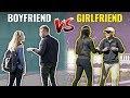 Challenging My Girlfriend to Pick Up Guys