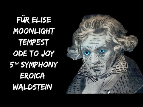 BEETHOVEN Mashup in GAME of THRONES style  The Night King Is Beethoven Piano Cover