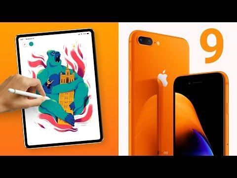 2018 iPhone Xr Colors Leak + New iPads & Macs Confirmed!