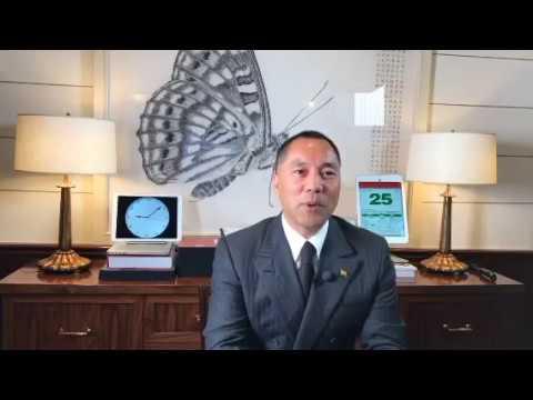 郭文贵7月25日报平安直播:王岐山、贯君的6000亿海航股权去哪了?