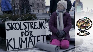 The Swedish Schoolgirl That Took Davos To Task On Climate Change