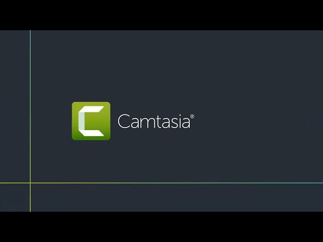 Camtasia Overview