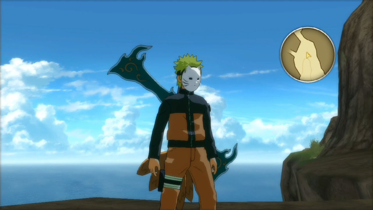 Naruto shippuden ultimate ninja storm revolution customize naruto shippuden ultimate ninja storm revolution customize character hd youtube voltagebd Image collections