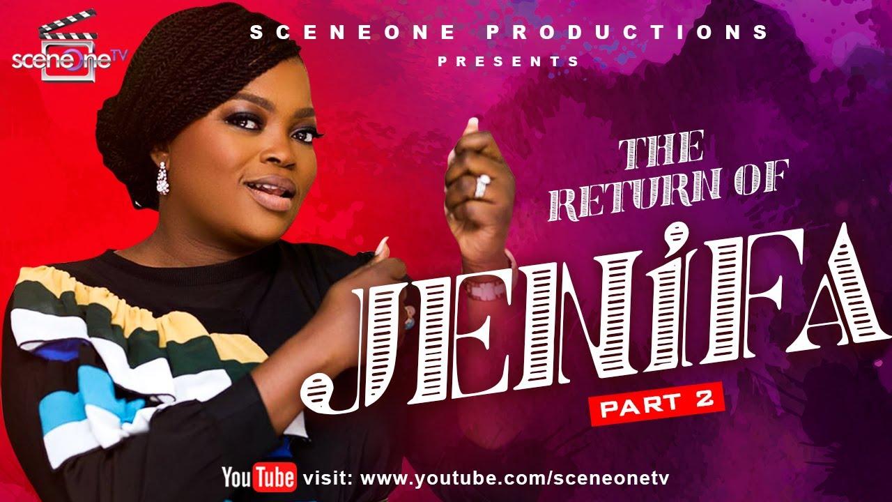 Download Flashback  Movie: The Return Of Jenifa (Part 2)   Yoruba Nollywood Movie