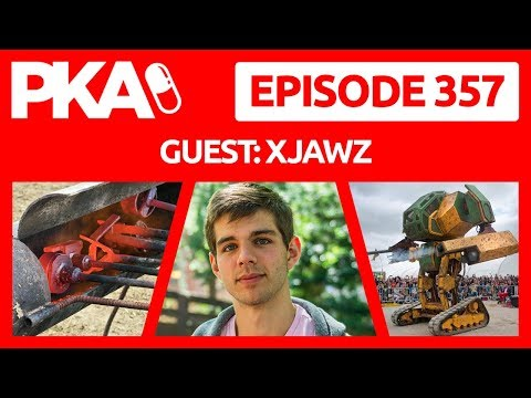 PKA 357 w/xJawz - Human Branding, Cumfetti, Child Crushing