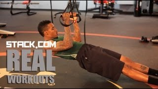 Real Workouts: Brandon Jennings