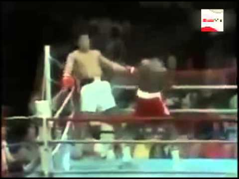 Muhammad Ali Rope A Dope Defense. CLASS - YouTube