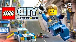 Twitch Livestream | Lego City Undercover Part 3 (FINAL) [Xbox One]
