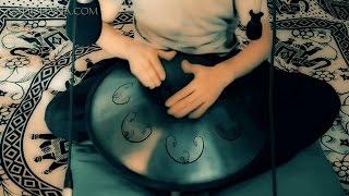 """[RAV VAST2 D Celtic Minor] """"Kioo"""" played by Nadishana"""