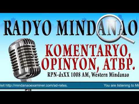 Radyo Mindanao November 13, 2017