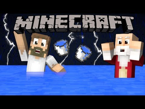 Thumbnail: If Minecraft Got Flooded