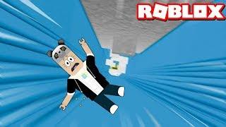 9999 Yükseklikten Aşağıya Düştük - Roblox THE DROPPER!