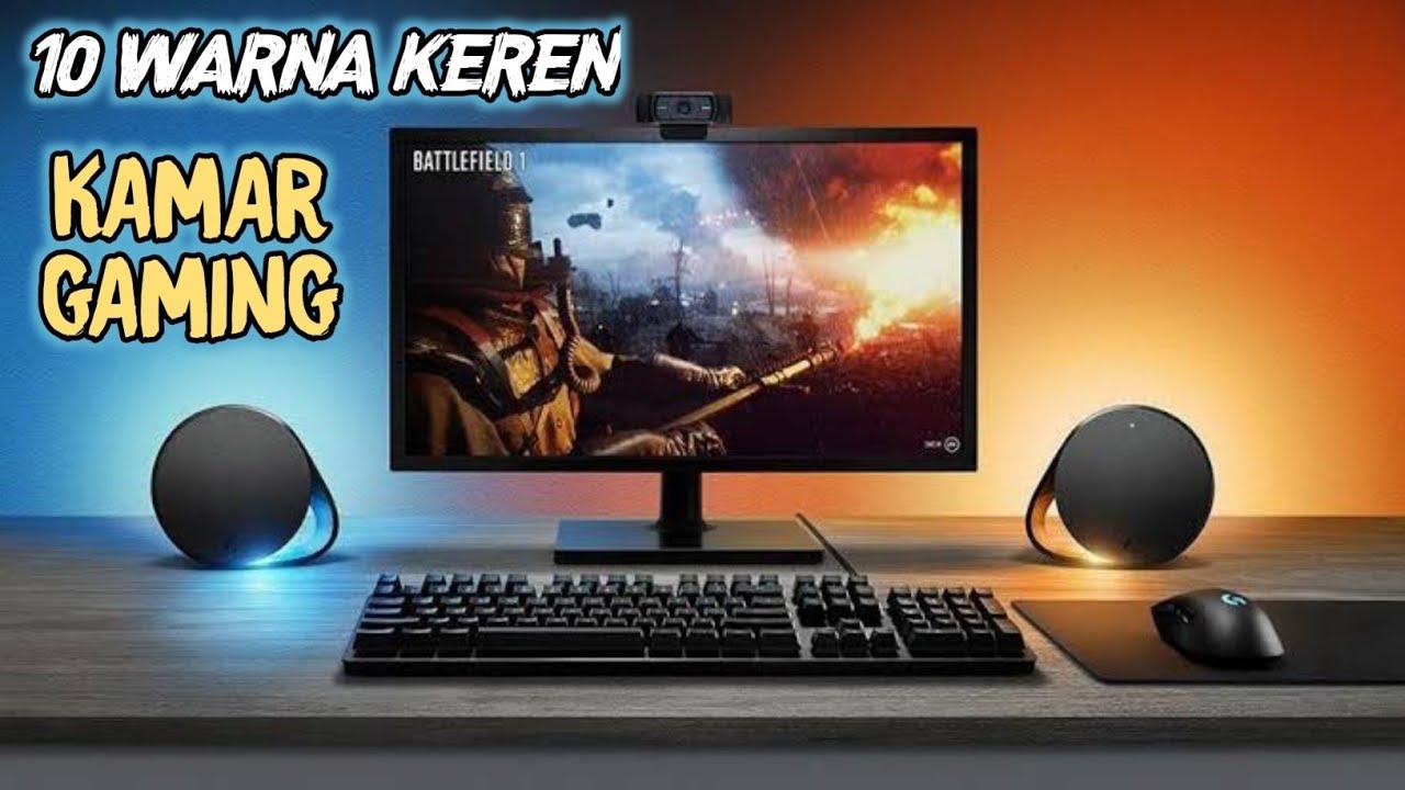 Lampu Kamar Gamers