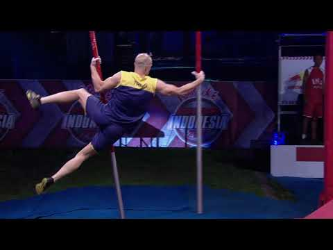 "RCTI Promo ""SASUKE NINJA WARRIOR INDONESIA 2017"" Episode 3 International Sabtu, 9 Desember 2017"