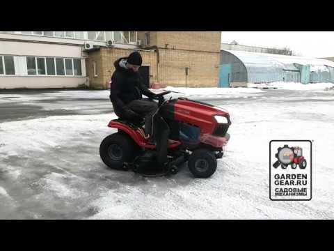 Садовый трактор Craftsman 27394