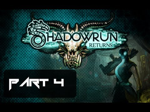MGTV Let's Play - Shadowrun Returns [Part 4 - Seamstresses Union]