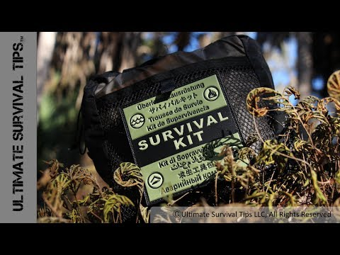 NEW! Best Tactical / Military Survival Kit? - Escape & Evade