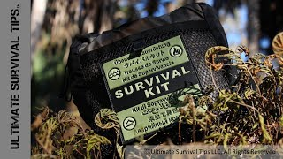 NEW! Best Tactical / Military Survival Kit? - Escape & Evade Kit from Survival Metrics