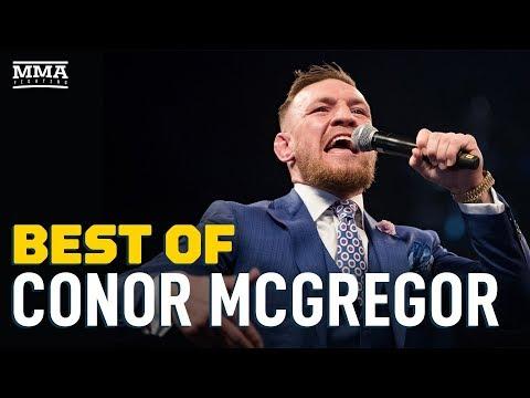 Conor McGregor's Most Memorable Quotes