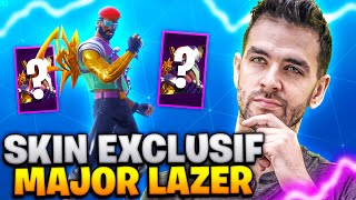 ⚡THE exclusive SKIN MAJOR LAZER IS CRAZY - New Technique! Fortnite Season 10