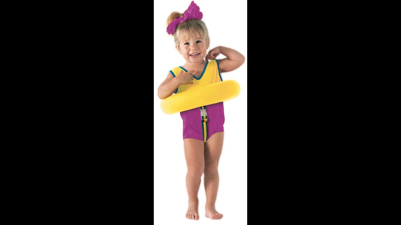 Review Swim School Aqua Tot Trainer Youtube