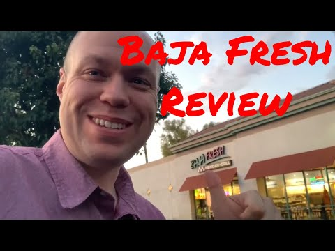Baja Fresh Mexican Grill Review