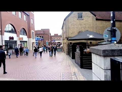 Chelmsford Essex city centre
