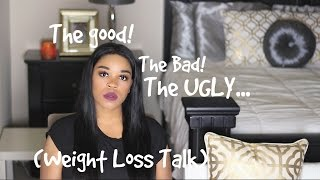 The Ugly Side Of Weight Loss (Chit Chat)