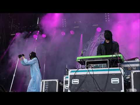 Crystal Castles  Baptism Austin City Limits 2017