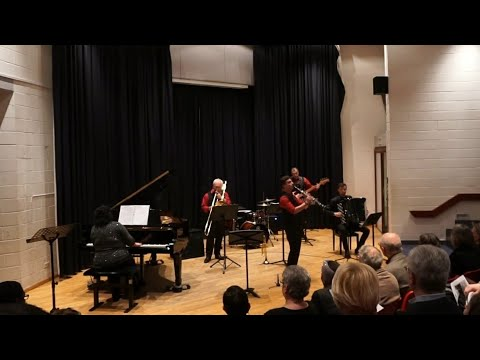 Klezmer Music, Clarinet and Band (Georges-Lucas)