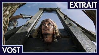 Pirates des Caraïbes : La Vengeance de Salazar - Extrait : La guillotine (VOST)
