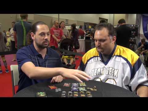 Alliances the World Domination Trick Taking Game - Gen Con 2013