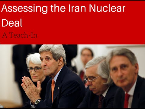 Assessing the Iran Nuclear Deal
