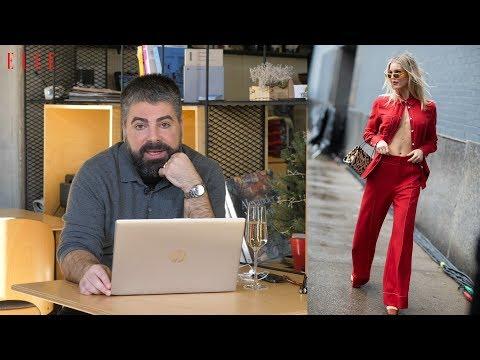 Maurice Munteanu, despre moda străzii de la New York Fashion Week