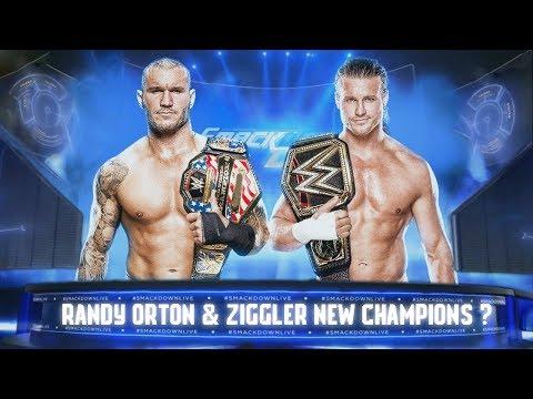 Randy Orton New US Champion ? Dolph Ziggler Winning WWE Championship ?