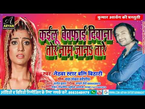 Kailu Bewfai Diwana Tohar Name Jantare New Bewfai Song Bali Bihari 2019 का सब
