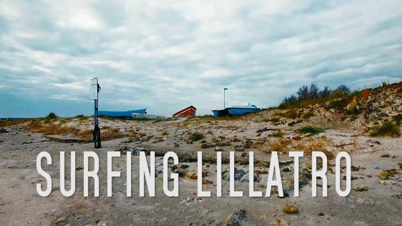 Bagno Lillatro : Surfing lillatro youtube