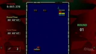 Arkanoid PC Games Gameplay - Zone 1
