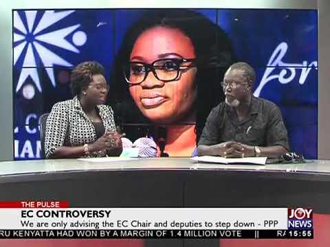 EC Controversy - The Pulse on JoyNews (10-10-17)