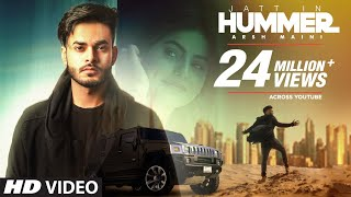 Jatt In Hummer: Arsh Maini (Official Song) | Goldboy | New Punjabi Songs 2017 thumbnail