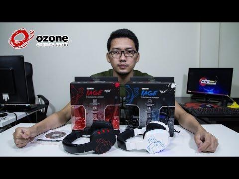 รีวิว: Ozone RAGE 7HX 7.1 Surround Sound