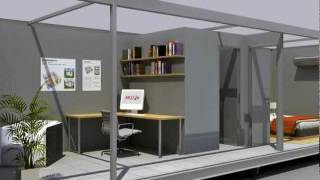 Vídeo 3D de Módulo Company Man - by ABpositivo3D