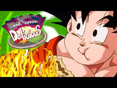 COOK SERVE DELICIOUS - Goku's Gonna Show You - TFS Gaming