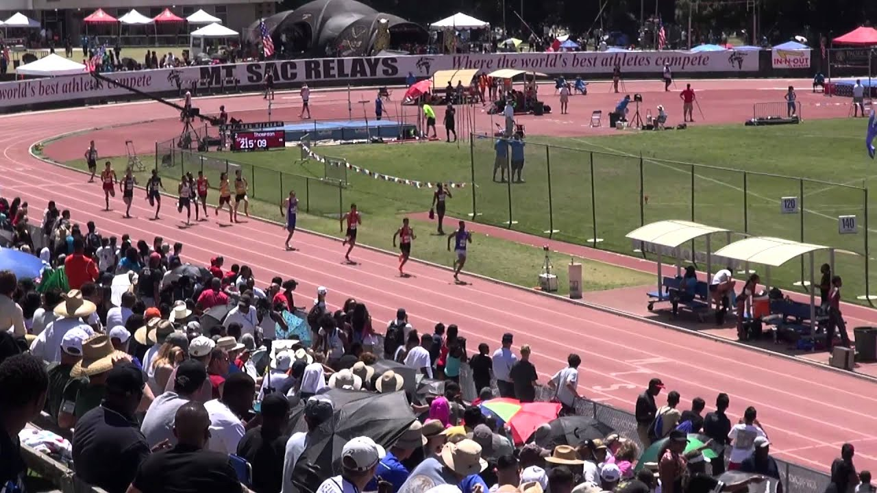 Brooks Mt. SAC Relays - Photo Albums - California MileSplit Mt sac relays photos
