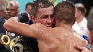 Головкин одержал победу над Деревянченко изавоевалтитул чемпиона мира