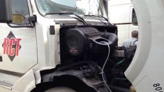 Diesel Engine Cleaning Clears Exhaust Gas Error Code!