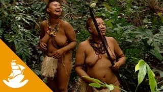 Akuntsu women hunting(women are critical to the growth of the household, but often have to do other things for the family. SUBSCRIBE here and check out the best tribal videos: ..., 2015-01-19T14:00:03.000Z)