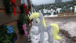 Derpy Visits a Christmas Tree Farm (PIRL)